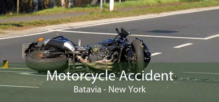 Motorcycle Accident Batavia - New York