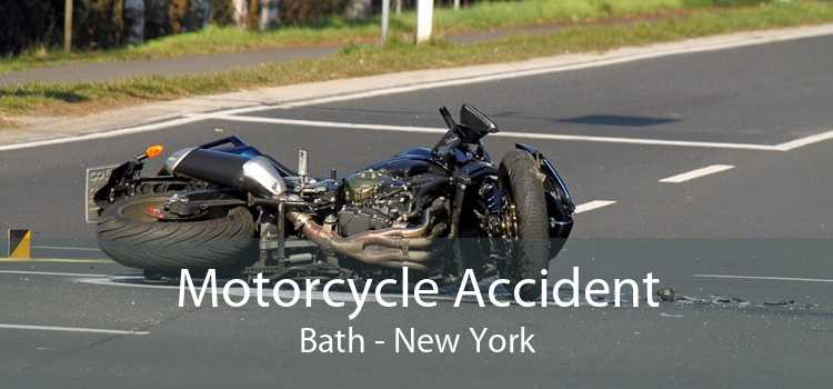 Motorcycle Accident Bath - New York