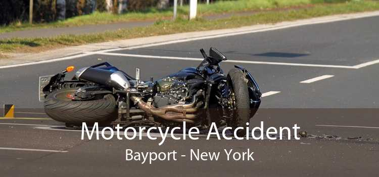 Motorcycle Accident Bayport - New York
