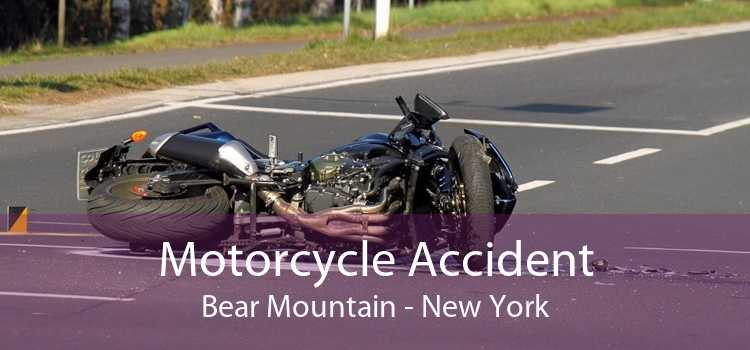 Motorcycle Accident Bear Mountain - New York