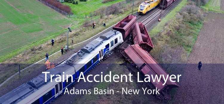 Train Accident Lawyer Adams Basin - New York