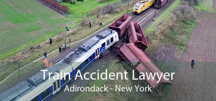 Train Accident Lawyer Adirondack - New York