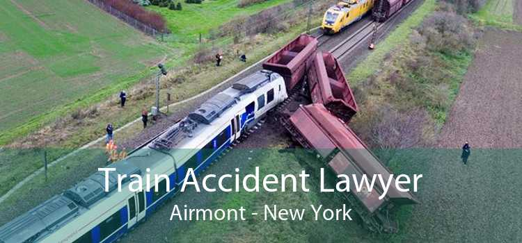 Train Accident Lawyer Airmont - New York