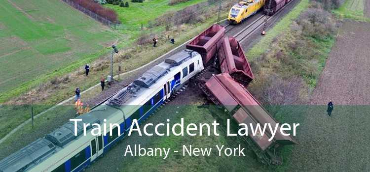 Train Accident Lawyer Albany - New York