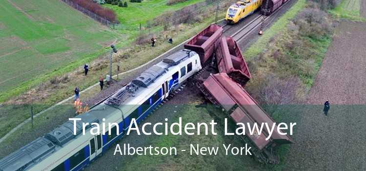 Train Accident Lawyer Albertson - New York