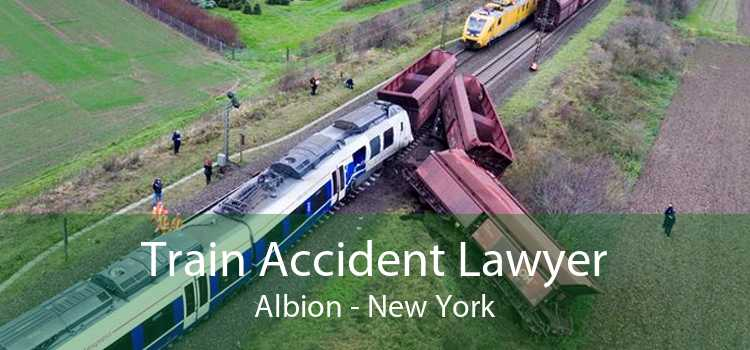 Train Accident Lawyer Albion - New York