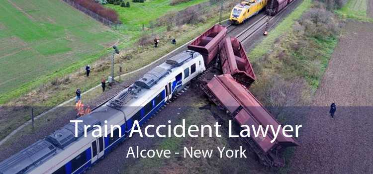 Train Accident Lawyer Alcove - New York