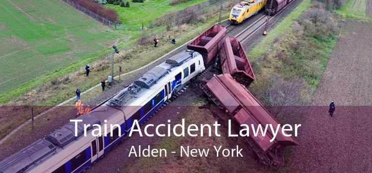 Train Accident Lawyer Alden - New York
