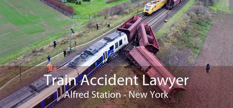 Train Accident Lawyer Alfred Station - New York