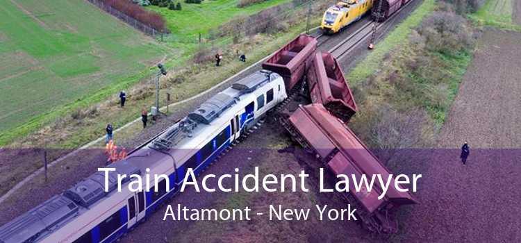 Train Accident Lawyer Altamont - New York