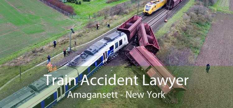 Train Accident Lawyer Amagansett - New York
