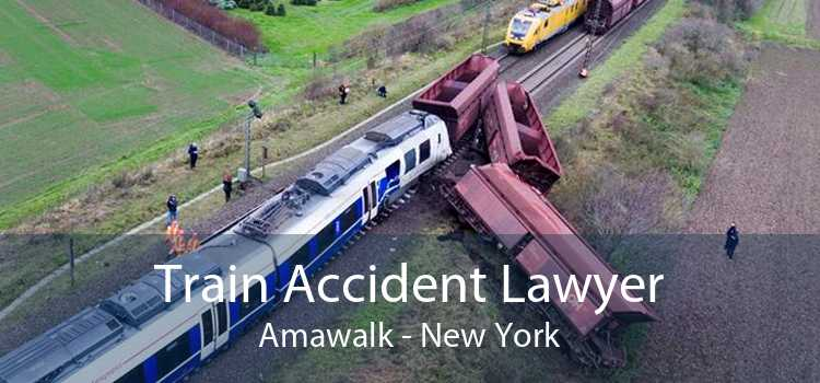 Train Accident Lawyer Amawalk - New York
