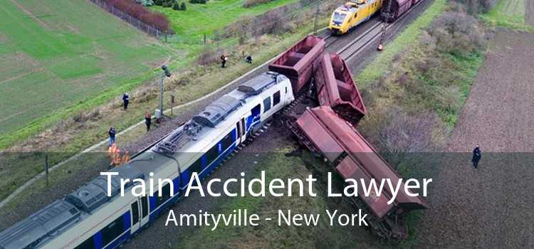 Train Accident Lawyer Amityville - New York