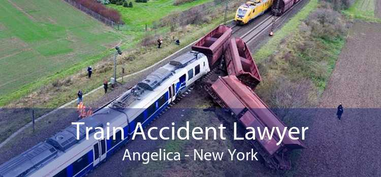 Train Accident Lawyer Angelica - New York