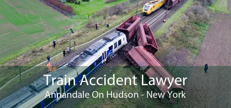 Train Accident Lawyer Annandale On Hudson - New York