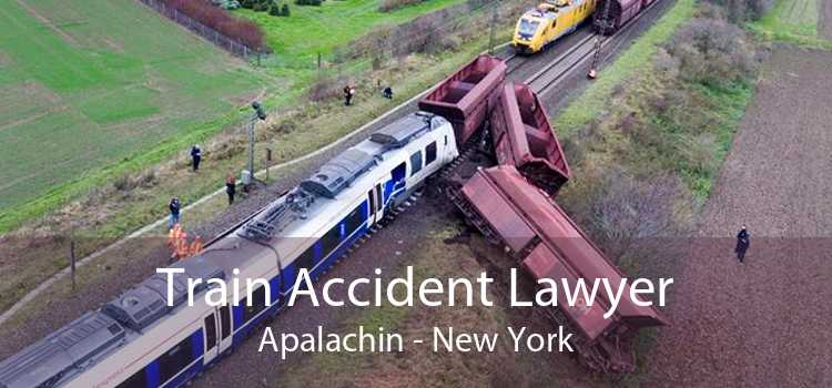 Train Accident Lawyer Apalachin - New York