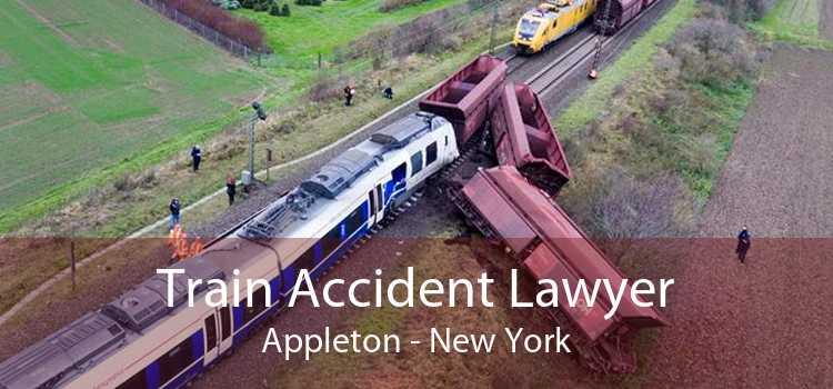 Train Accident Lawyer Appleton - New York