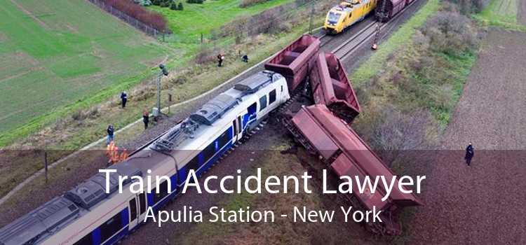 Train Accident Lawyer Apulia Station - New York