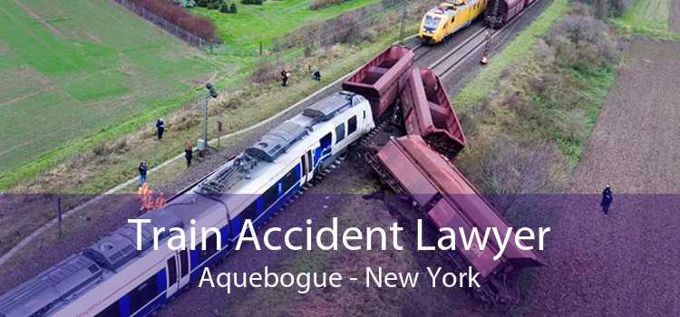 Train Accident Lawyer Aquebogue - New York