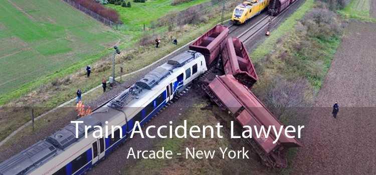 Train Accident Lawyer Arcade - New York