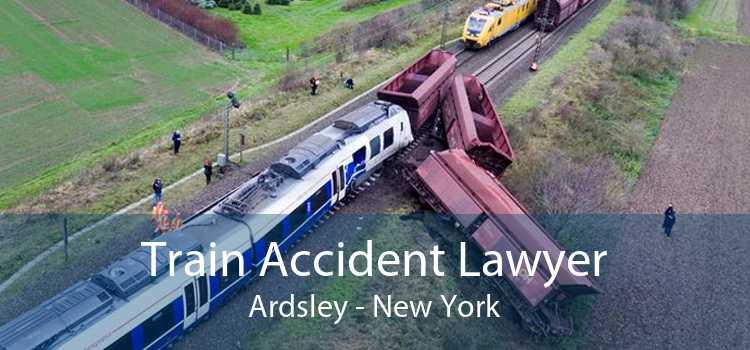Train Accident Lawyer Ardsley - New York