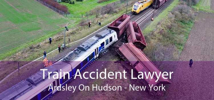 Train Accident Lawyer Ardsley On Hudson - New York