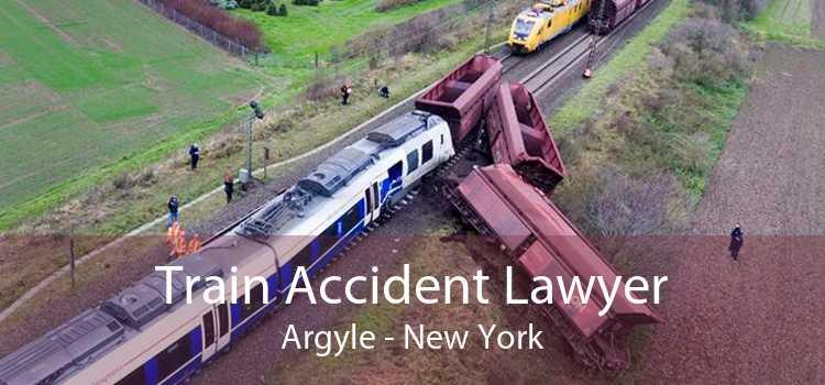 Train Accident Lawyer Argyle - New York