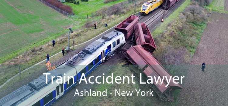 Train Accident Lawyer Ashland - New York
