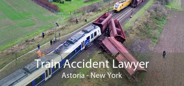 Train Accident Lawyer Astoria - New York