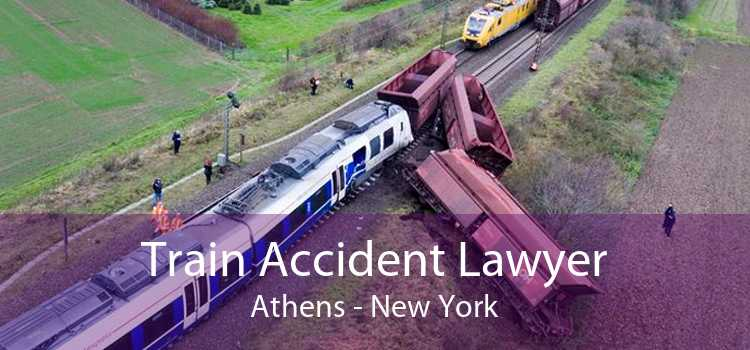 Train Accident Lawyer Athens - New York