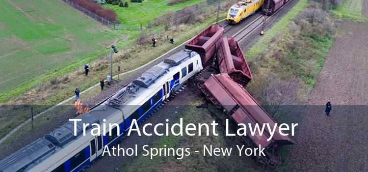 Train Accident Lawyer Athol Springs - New York