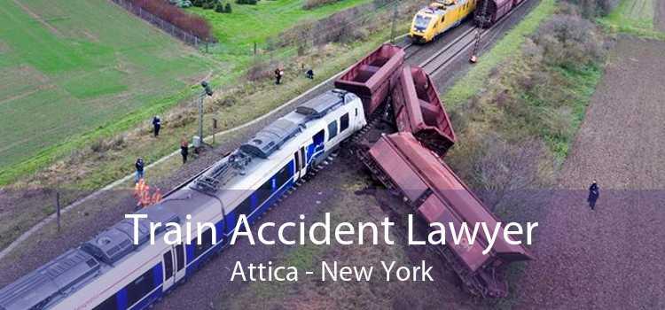 Train Accident Lawyer Attica - New York