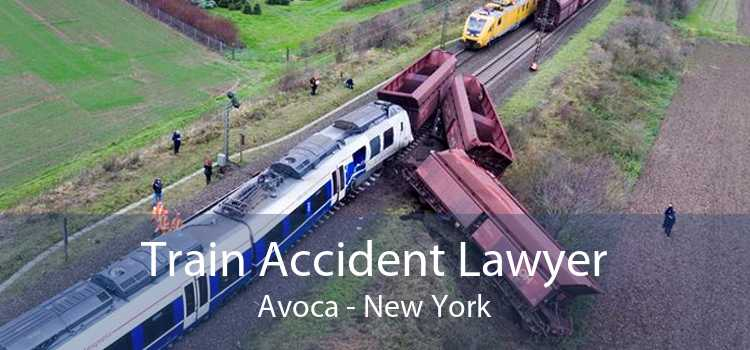 Train Accident Lawyer Avoca - New York