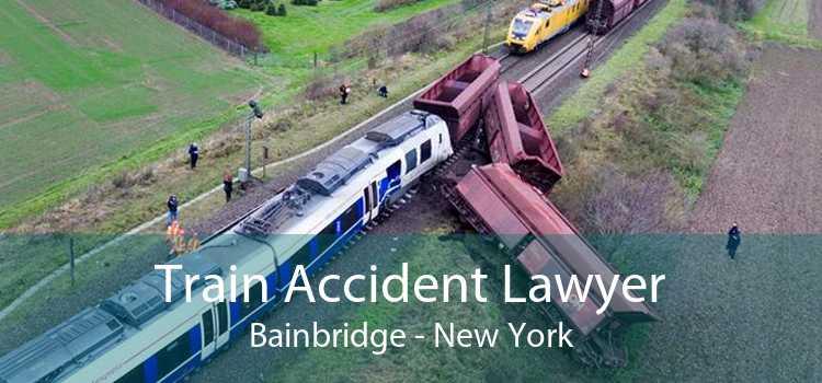 Train Accident Lawyer Bainbridge - New York