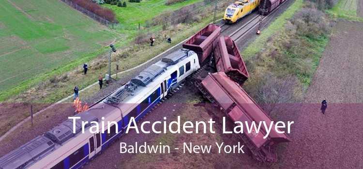 Train Accident Lawyer Baldwin - New York