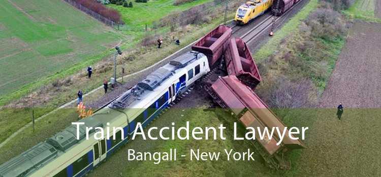 Train Accident Lawyer Bangall - New York