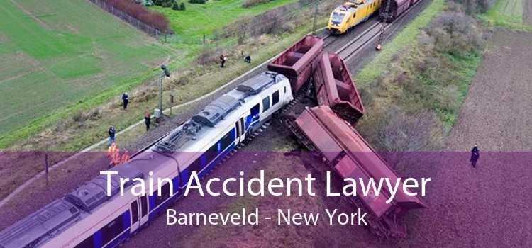 Train Accident Lawyer Barneveld - New York