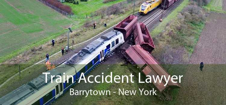 Train Accident Lawyer Barrytown - New York