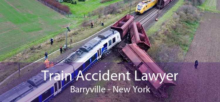 Train Accident Lawyer Barryville - New York
