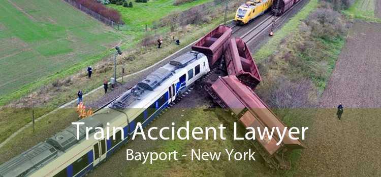 Train Accident Lawyer Bayport - New York