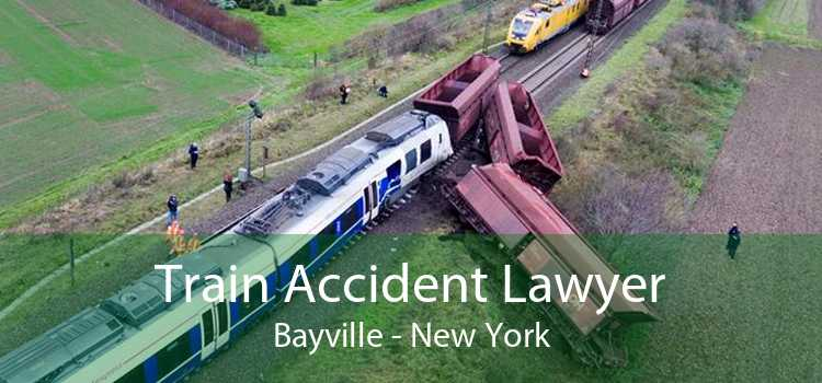 Train Accident Lawyer Bayville - New York