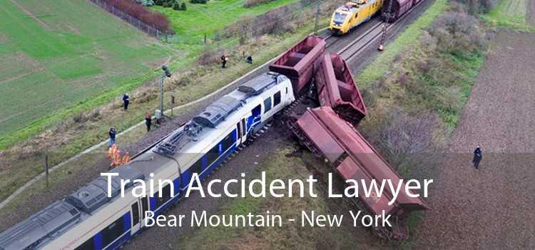 Train Accident Lawyer Bear Mountain - New York