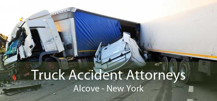 Truck Accident Attorneys Alcove - New York