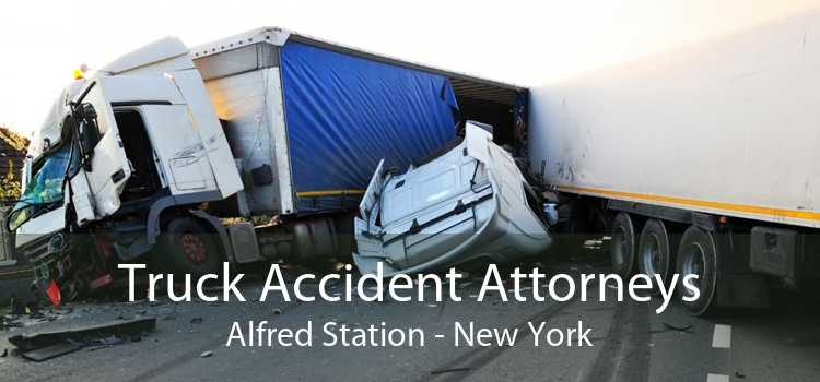 Truck Accident Attorneys Alfred Station - New York