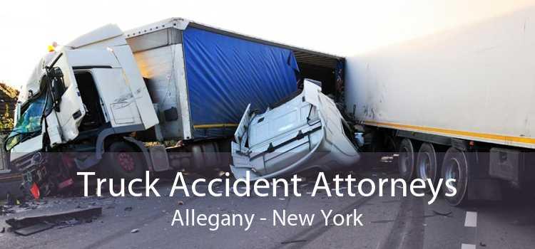 Truck Accident Attorneys Allegany - New York