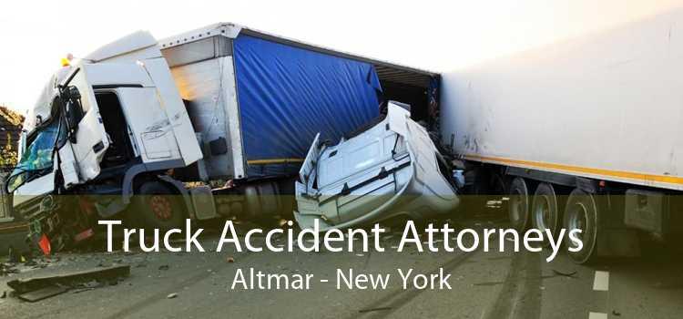 Truck Accident Attorneys Altmar - New York