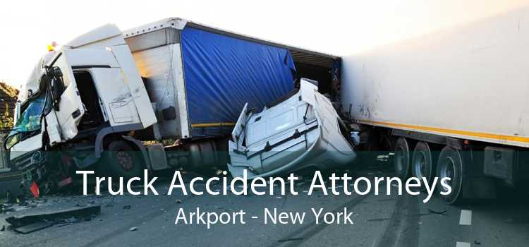 Truck Accident Attorneys Arkport - New York