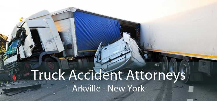 Truck Accident Attorneys Arkville - New York