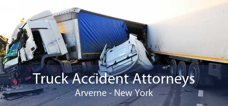 Truck Accident Attorneys Arverne - New York