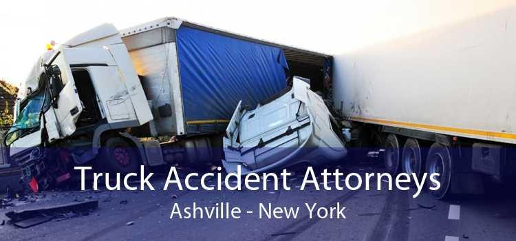 Truck Accident Attorneys Ashville - New York
